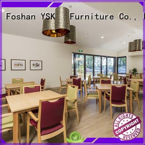 YSK Furniture comfortable aged care furniture furniture facility community