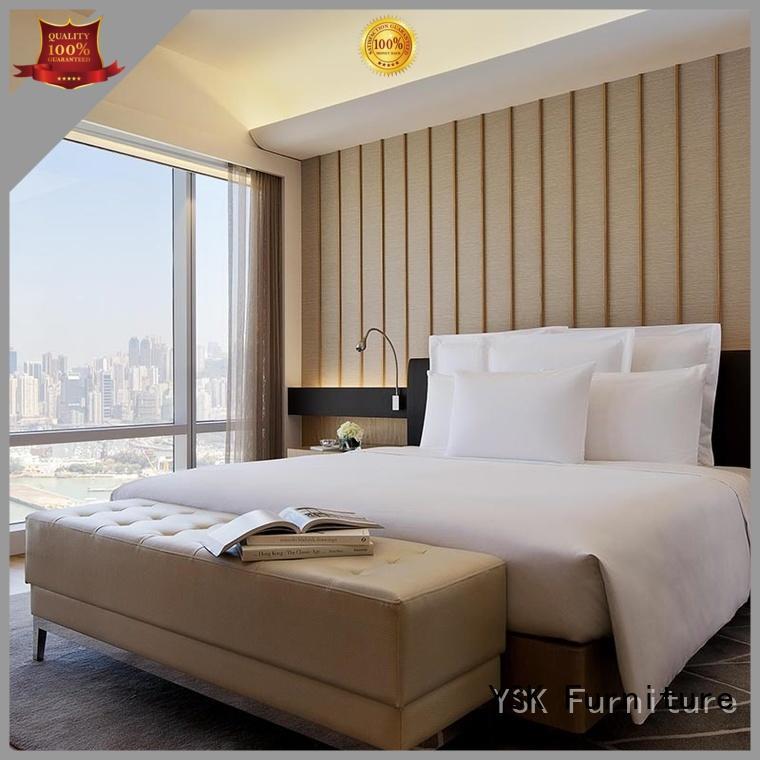 hotel sofa five end resort YSK Furniture Brand bedroom hotel furniture