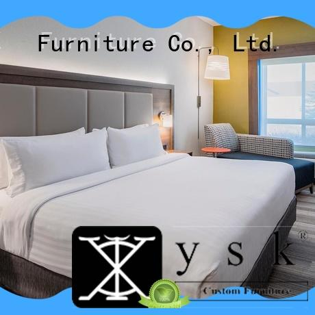 YSK Furniture wholesale hotel room chairs king project