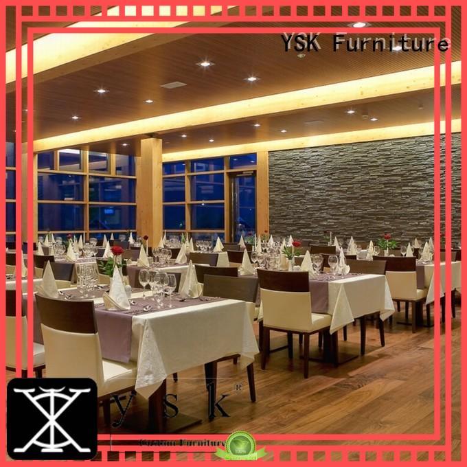 modern restaurant furniture restaurant furniture YSK Furniture