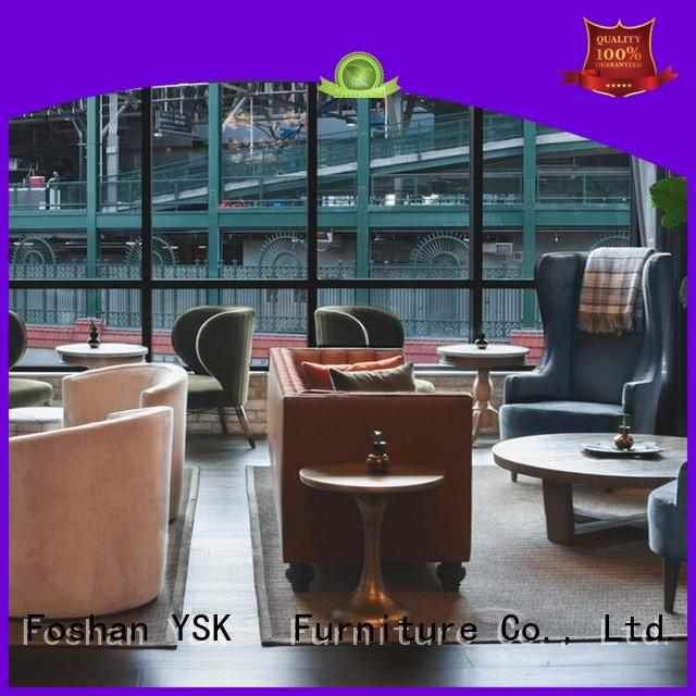 upscale club table and chairs for bedroom YSK Furniture