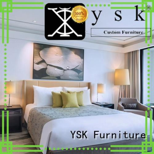 YSK Furniture contemporary hotel furniture oem hotels solutions