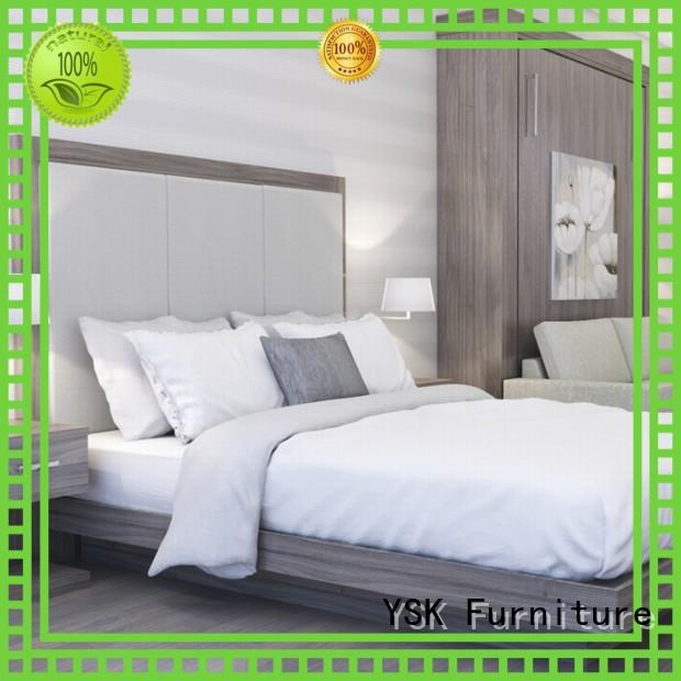 YSK Furniture professional modern apartment furniture furniture bedroom decoration