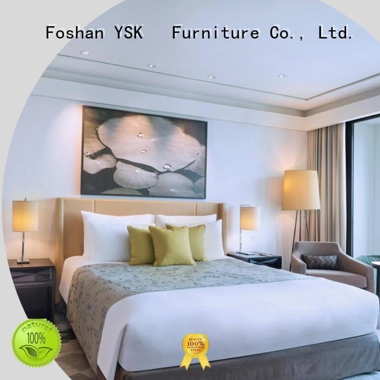 YSK Furniture hot-sale high end hotel furniture guest for furniture