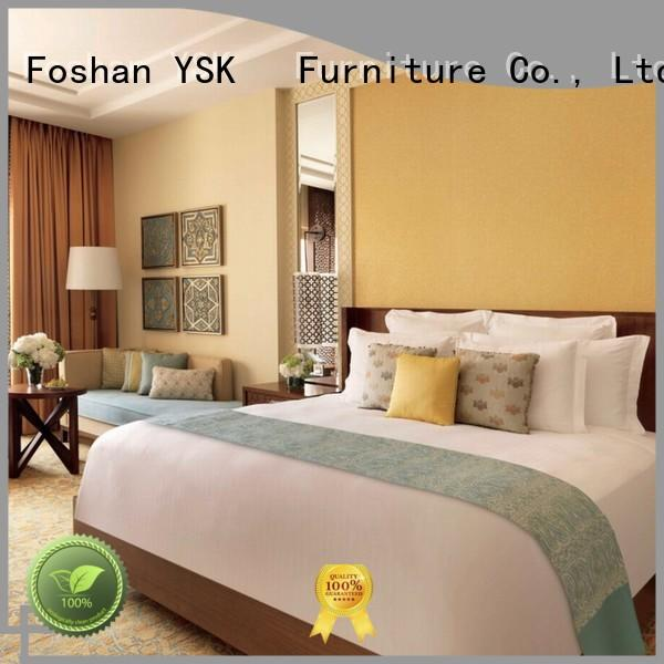 YSK Furniture on-sale hotel contract furniture oem hotels room