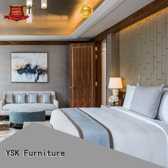 YSK Furniture wholesale luxury hotel furniture for sale wooden for furniture