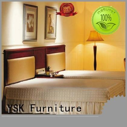 YSK Furniture wholesale hotel quality furniture resort for furniture
