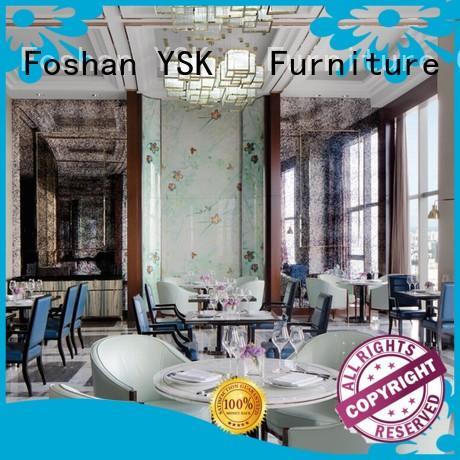 YSK Furniture restaurant bar chairs plywood restaurant furniture