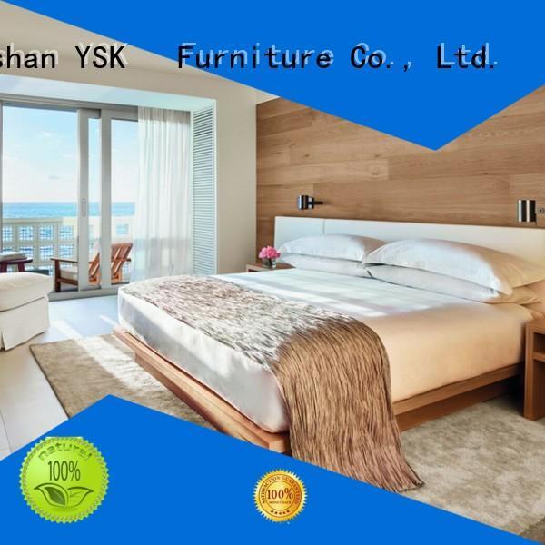 YSK Furniture modern commercial apartment furniture ask now bedroom decoration