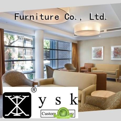 YSK Furniture low cost assisted living furniture suppliers senior age