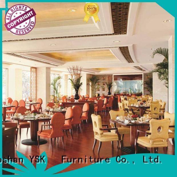 YSK Furniture contemporary restaurant furniture interior ship furniture