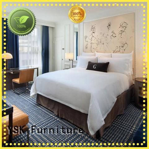 YSK Furniture hot-sale hotel furniture for sale resort for furniture