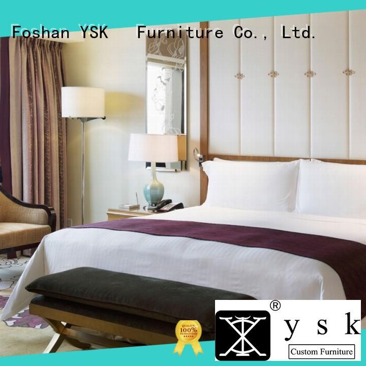 YSK Furniture contemporary high end hotel furniture made