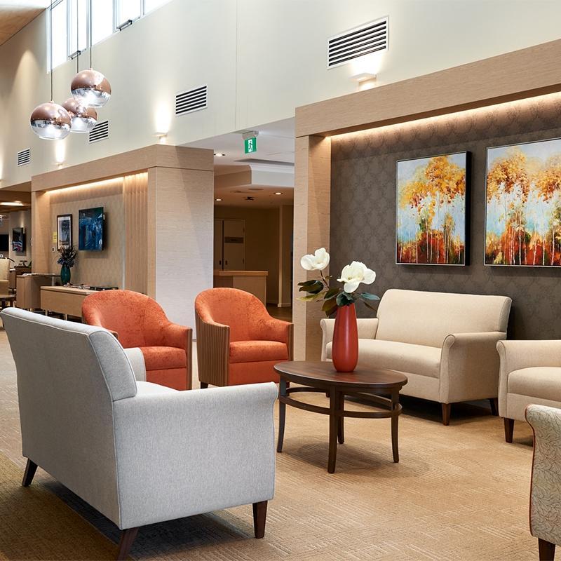 Professional Senior Age Care Facility Furniture Supplier
