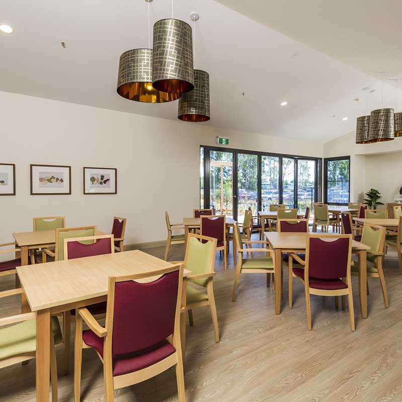 YSK Furniture factory price aged care furniture homes facility community-15