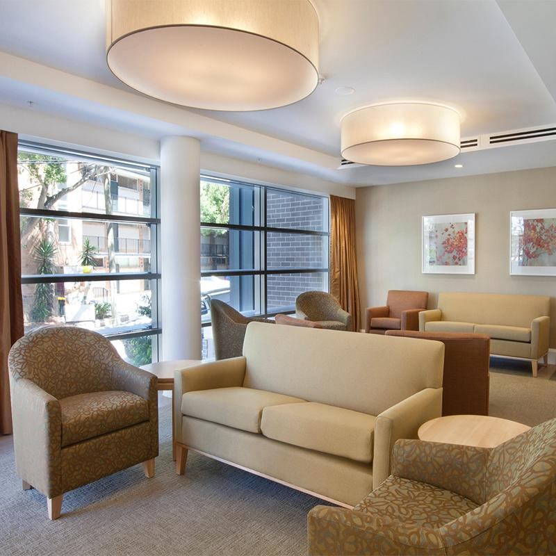 Custom Made Retirement Healthcare Aged Care Furniture