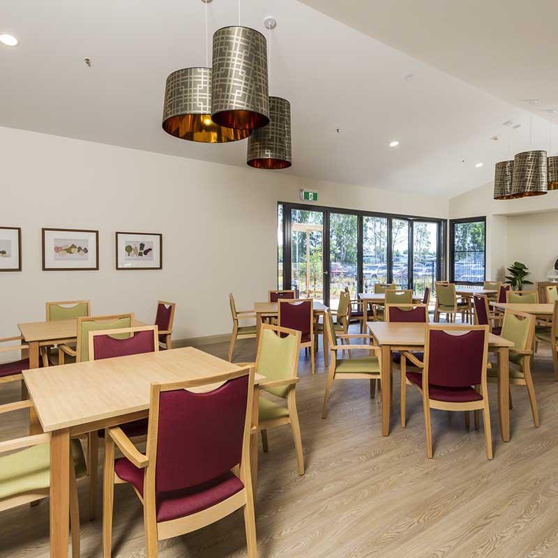 YSK Furniture wooden modern restaurant furniture luxury five star hotel-15