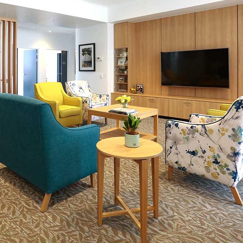 YSK Furniture modern style luxury restaurant furniture interior ship furniture-16