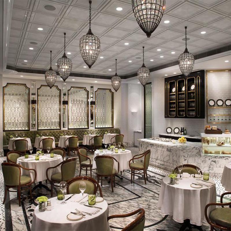 Deluxe Five Star Hotel Restaurant Furniture