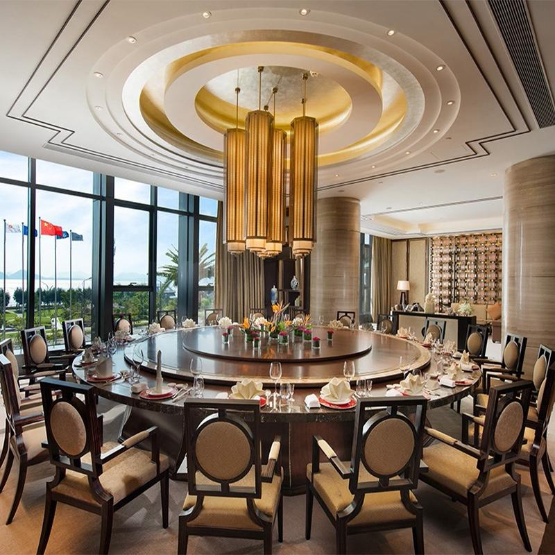 Contemporary Restaurant Dining Sets Furniture Customization