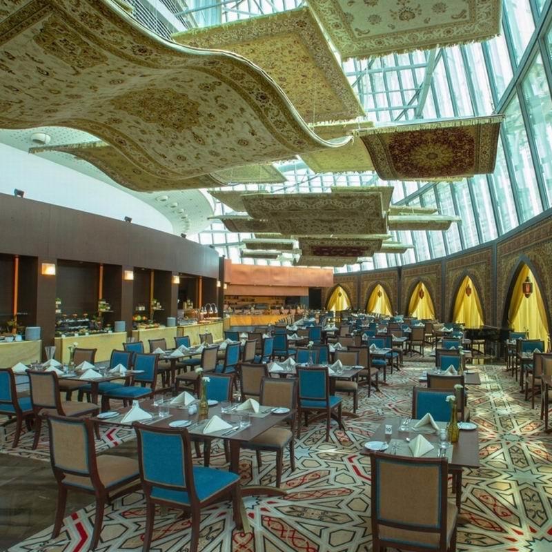 Full Set Modern 5 Star Hotel Used Restaurant Furniture