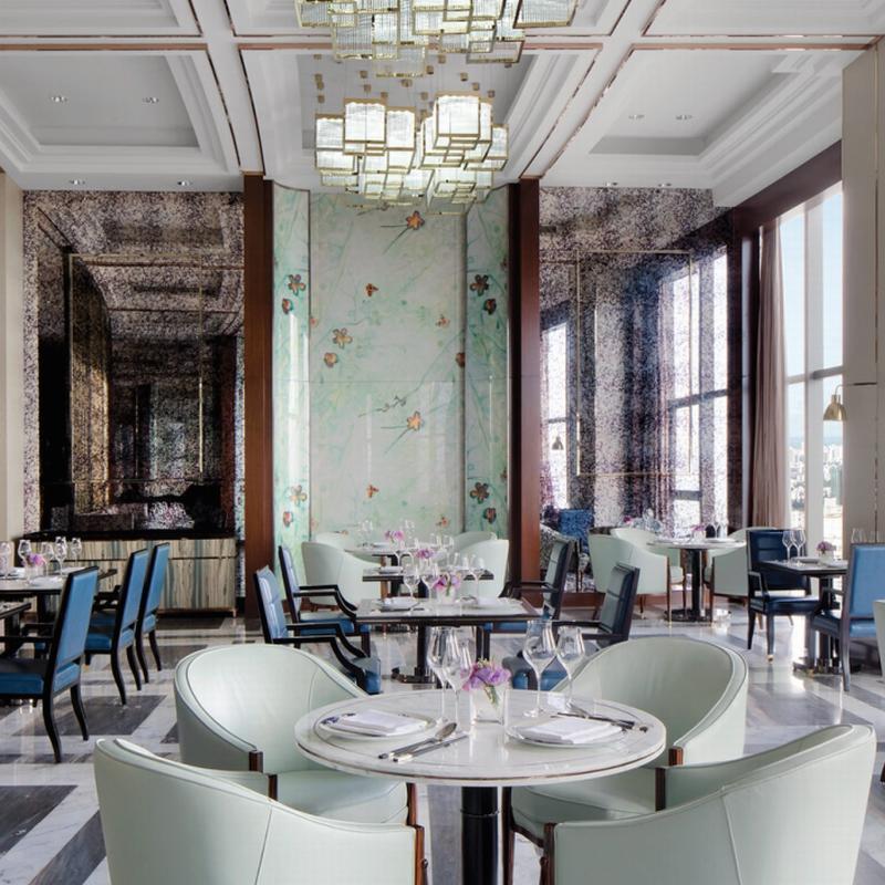 Commercial Furniture New Design Custom Western Restaurant Furniture