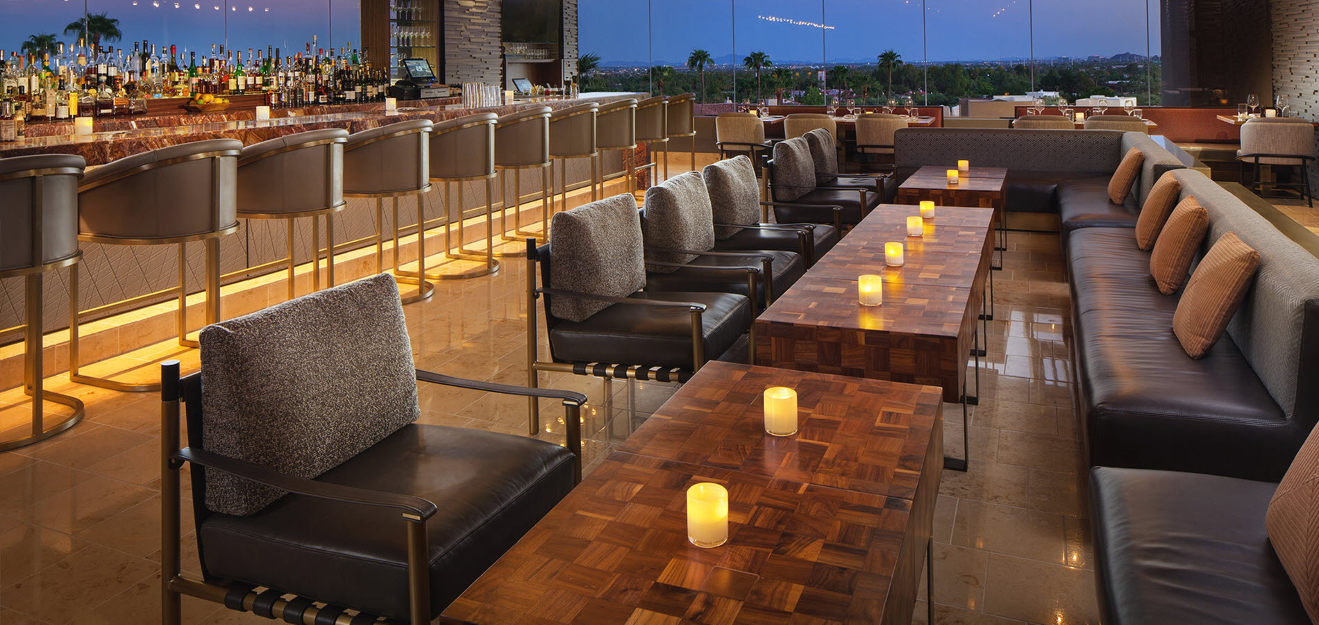 YSK Furniture project custom restaurant furniture interior dining furniture-1