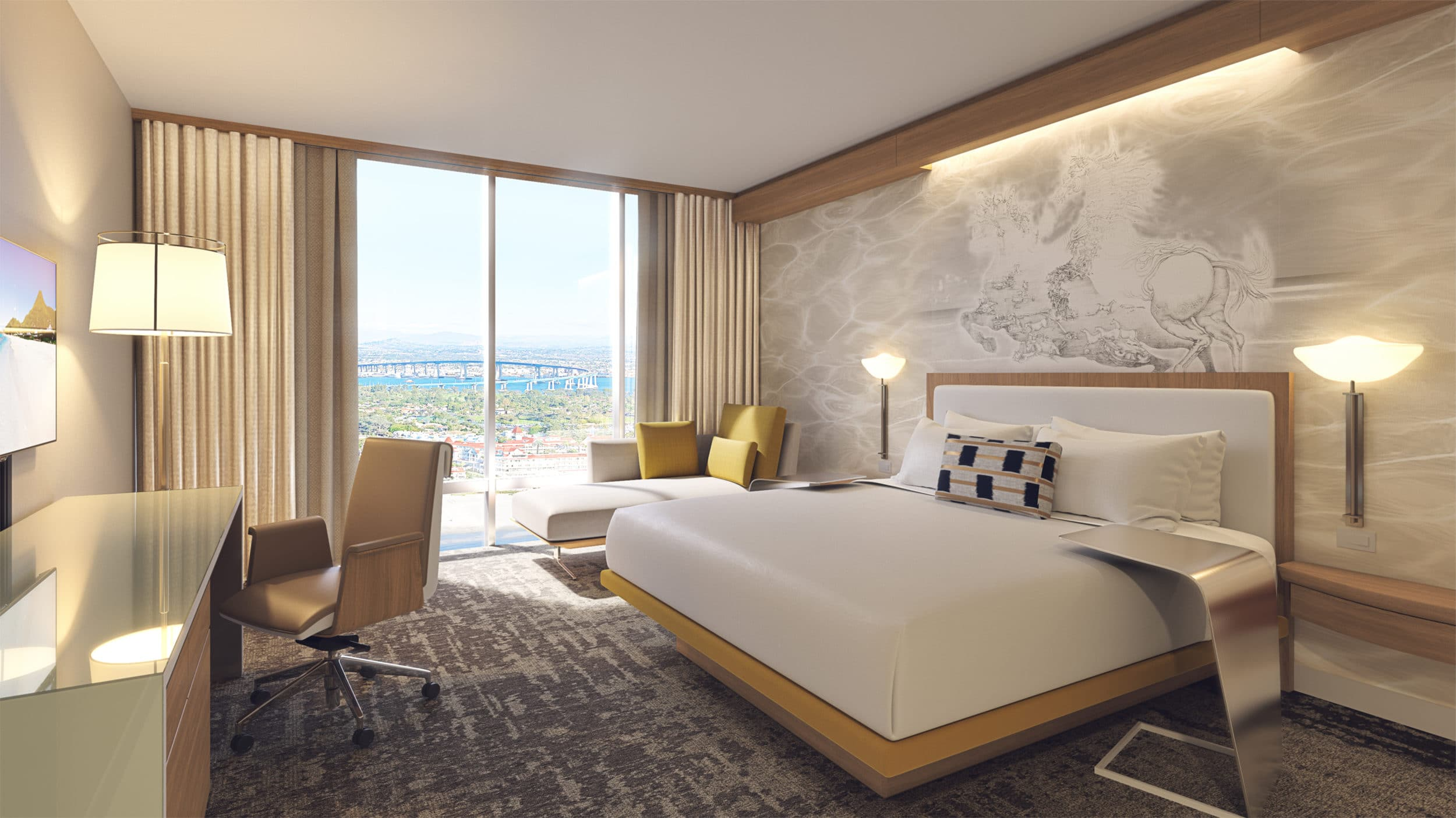 YSK Furniture modern modern apartment furniture inquire now star room-1