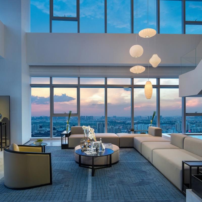 Villa Club New Design Lounge Furniture Chairand Table for Sale