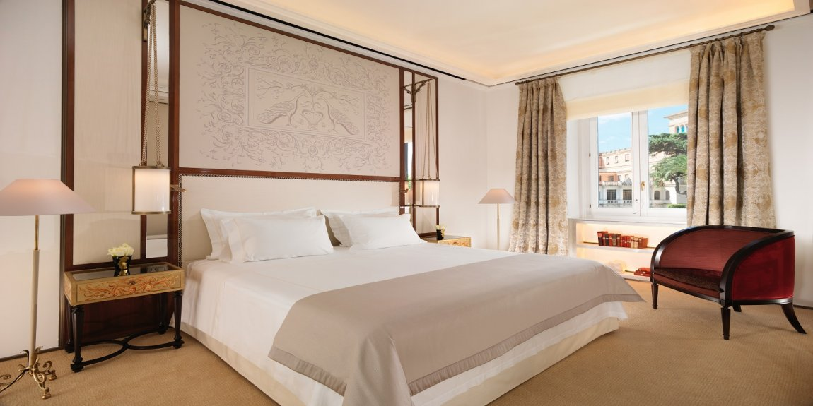 YSK Furniture customized hotel furnishings oem modern bedroom-1
