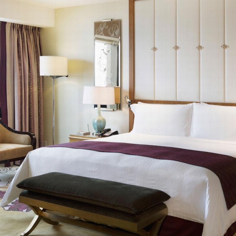 OEM Custom 5 Star Commercial Hotel Bedroom Furniture