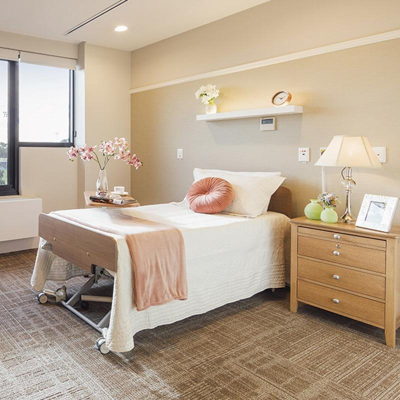 Aged Care Bed for Home Use Nursing Home Furniture