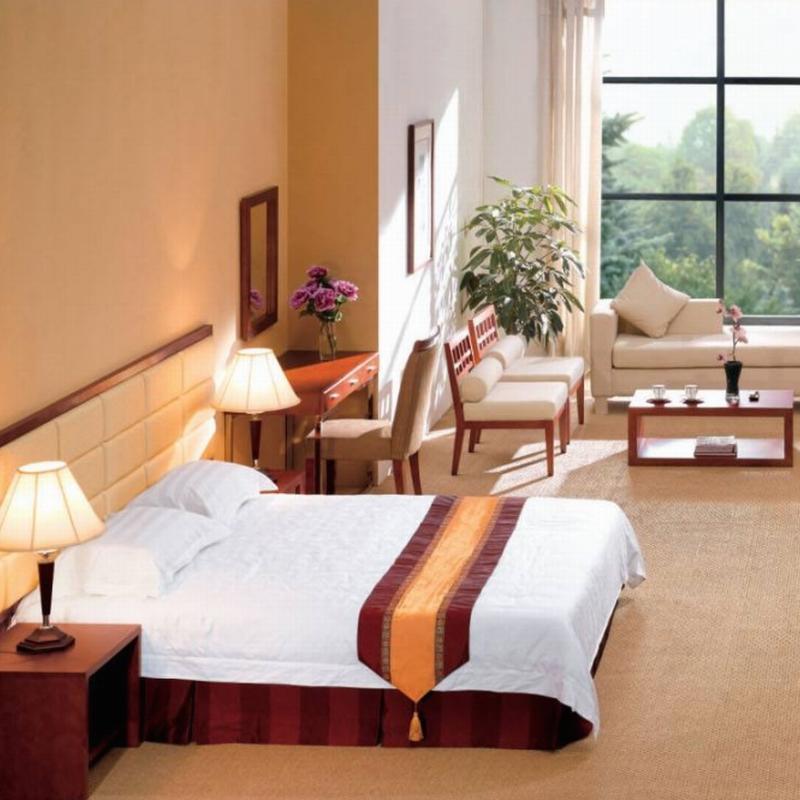 Guest Room Furniture Bedroom Set Hotel Solution