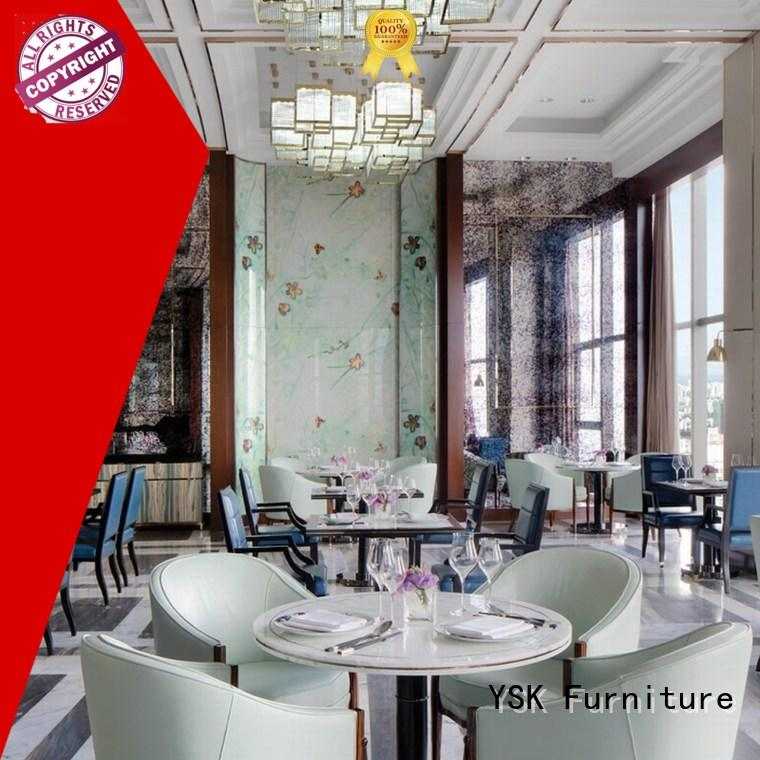 contract cruise modern restaurant furniture commercial ship furniture YSK Furniture