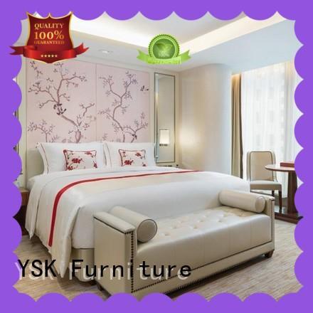 wholesale hotel room furniture modern bedroom YSK Furniture