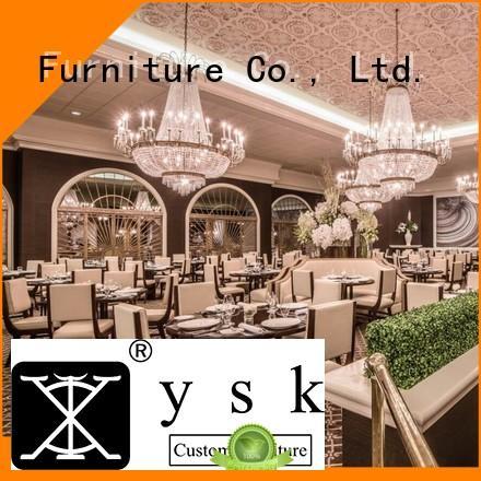 deluxe design restaurant furniture design customization interior five star hotel
