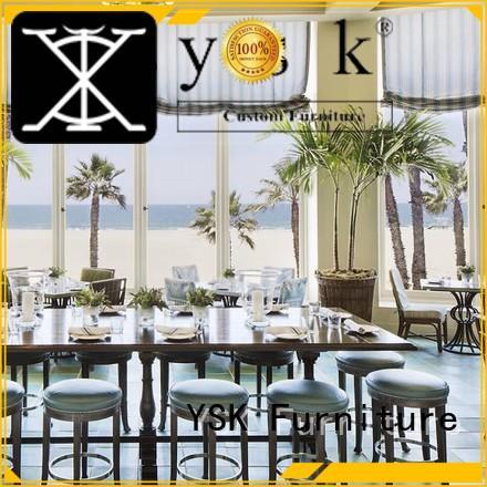 YSK Furniture custom restaurant furniture interior restaurant furniture