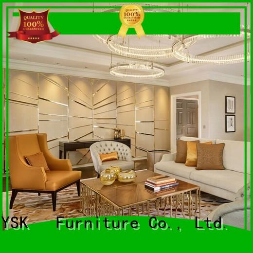 YSK Furniture high quality beach club furniture high-quality for bedroom