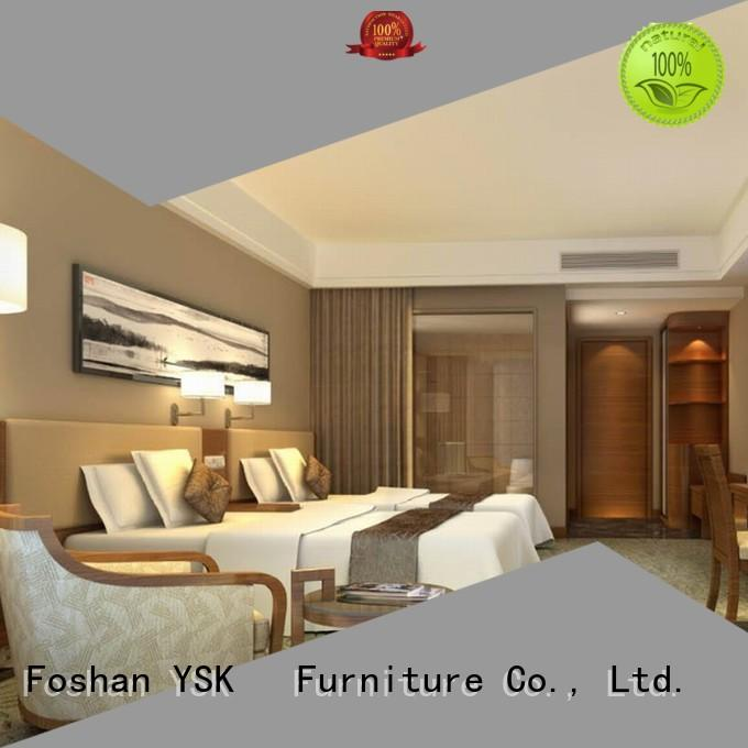 YSK Furniture luxury hotel motel furniture for sale quality for furniture