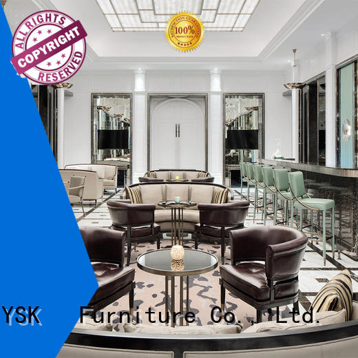 YSK Furniture high-quality club furniture casino for bedroom