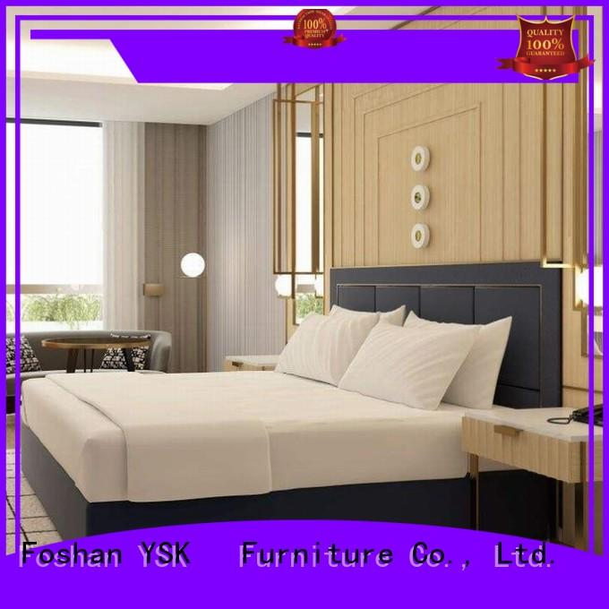 YSK Furniture business five star hotel furniture sale contract for furnishings