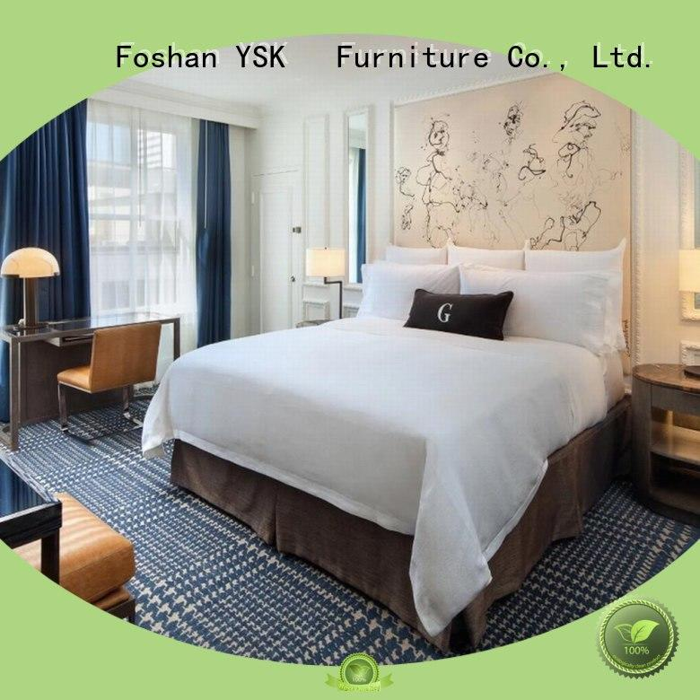 YSK Furniture deluxe high end hotel furniture quality