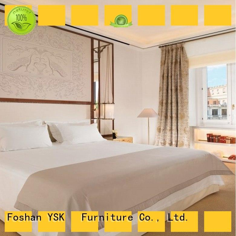 YSK Furniture luxury commercial hotel furniture wholesale