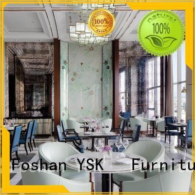 YSK Furniture customized restaurant furniture design interior dining furniture