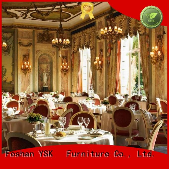 YSK Furniture contemporary contract restaurant furniture luxury dining furniture