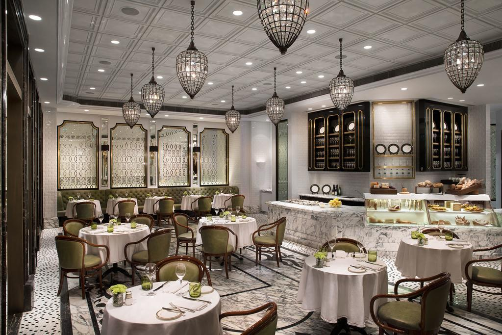 latest custom restaurant furniture luxury dining furniture-1
