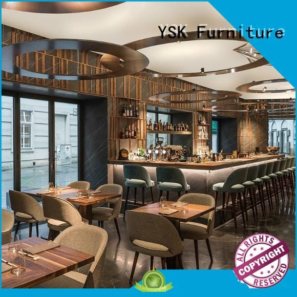 solid wood luxury restaurant furniture high quality dining furniture