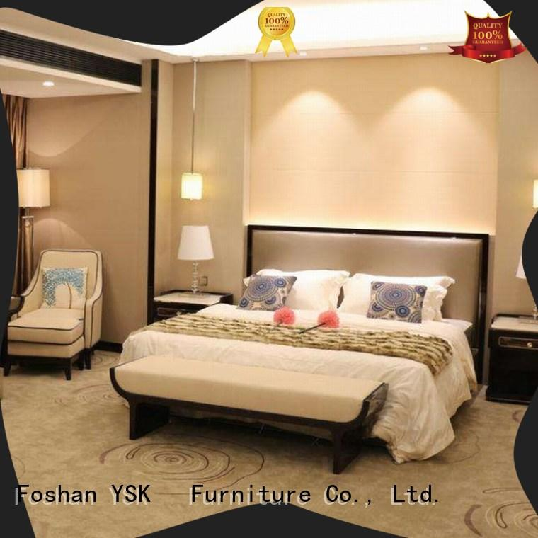 YSK Furniture luxury buy used hotel furniture quality modern bedroom