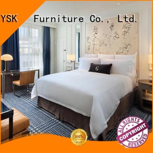 YSK Furniture on-sale hotel furniture design wooden for furnishings