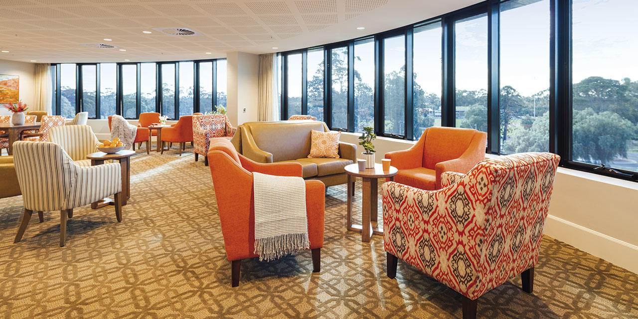 YSK Furniture professional retirement home furniture design room decoration-1
